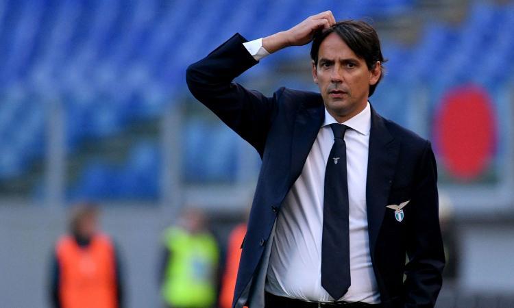 Lazio, Inzaghi: 'Ora facciamo parlare il campo. Domani ci giochiamo la stagione'