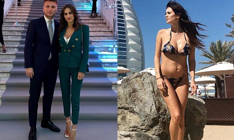 Insulti su Jessica e Immobile dopo Milan-Lazio. La risposta: 'Non toccate i miei figli, vi taglio le p...' FOTO