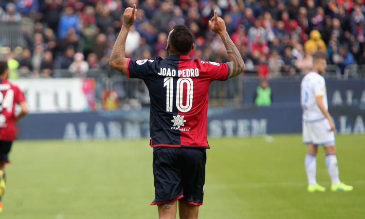 Cagliari, spunta l'Anderlecht su Joao Pedro