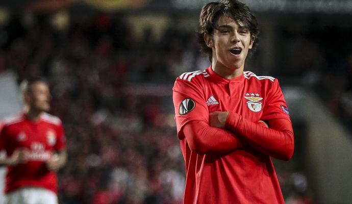 VIDEO: Juve And United Target Joao Felix: 'The Legend I