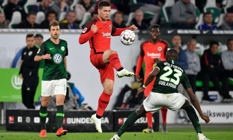 Real-Eintracht, c'è distanza per Jovic: le cifre