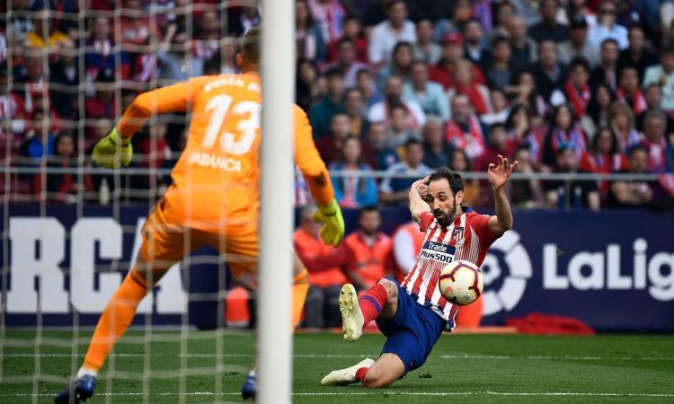 UFFICIALE, anche Juanfran lascia l'Atletico Madrid: 'Anni meravigliosi'