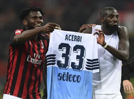 Bufera Bakayoko: i tifosi del Milan vogliono la chiusura della curva Lazio