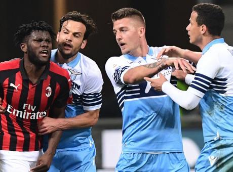 Milan, boom di biglietti venduti per la Lazio