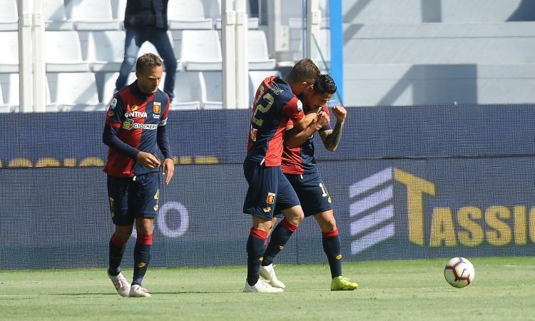 Genoa, Lapadula sceglie tra due squadre