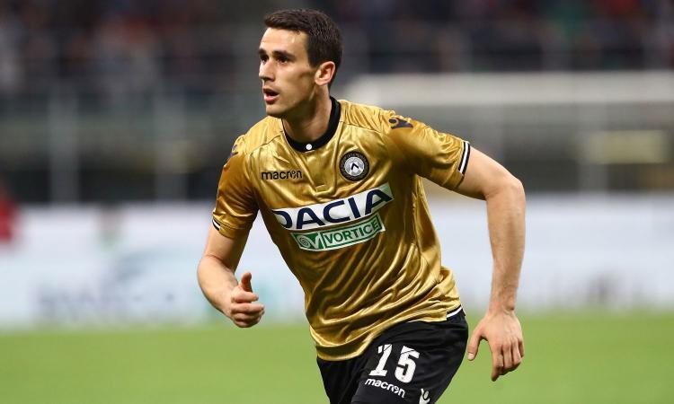 Udinese, Lasagna fissa l'obiettivo: 'Voglio andare in doppia cifra'