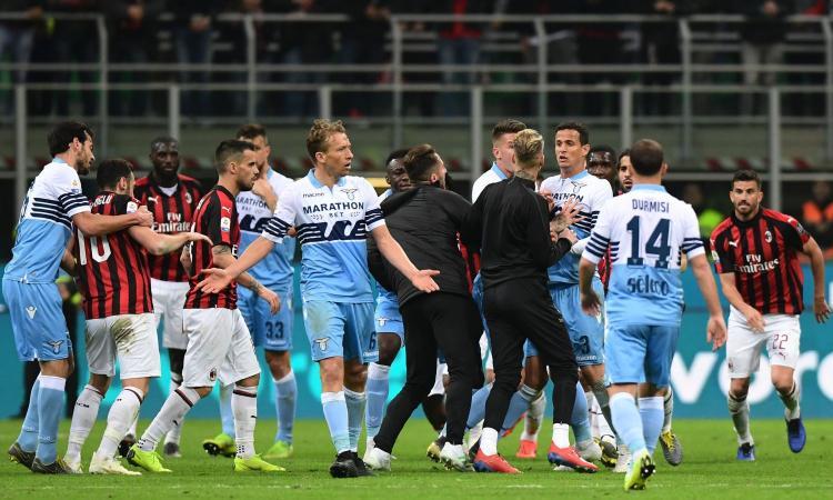 Giudice Sportivo: tutte le decisioni post Milan-Lazio