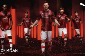 de1fbffd2e2 Gallery: AC Milan's 2019/20 home kit has been leaked | English News ...
