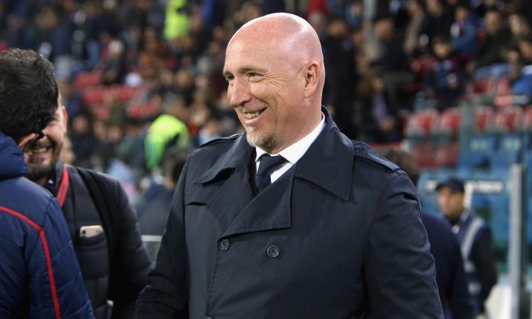 Cagliari, Maran: 'Difficile che Castro sia titolare. Il Genoa si gioca tutto'