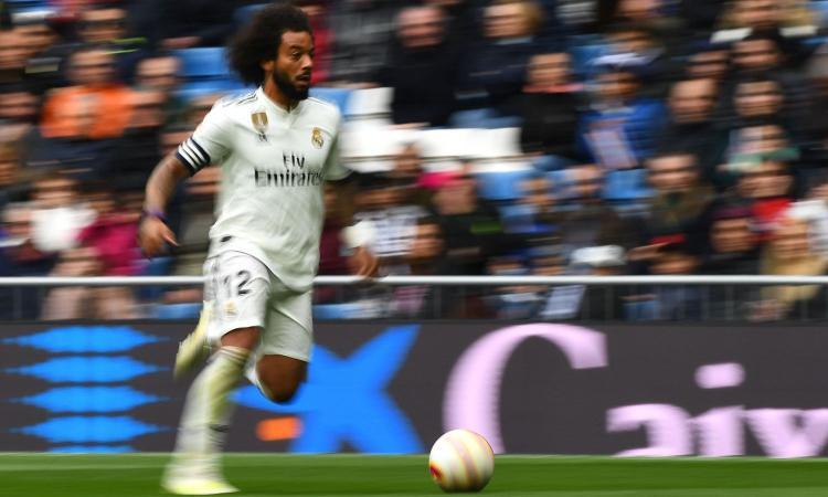 Juve, Marcelo più lontano: Paratici si affida a Mendes, è sfida col Napoli
