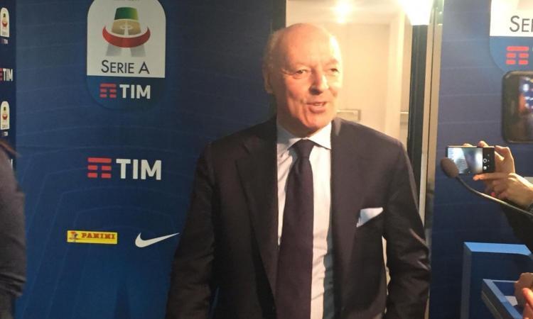 Inter, Marotta: 'Conte un top player, vogliamo regalare ai tifosi tante soddisfazioni. Icardi? Non voglio parlarne'