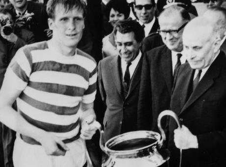 Celtic, è morto capitan McNeill: vinse la Coppa dei Campioni contro l'Inter