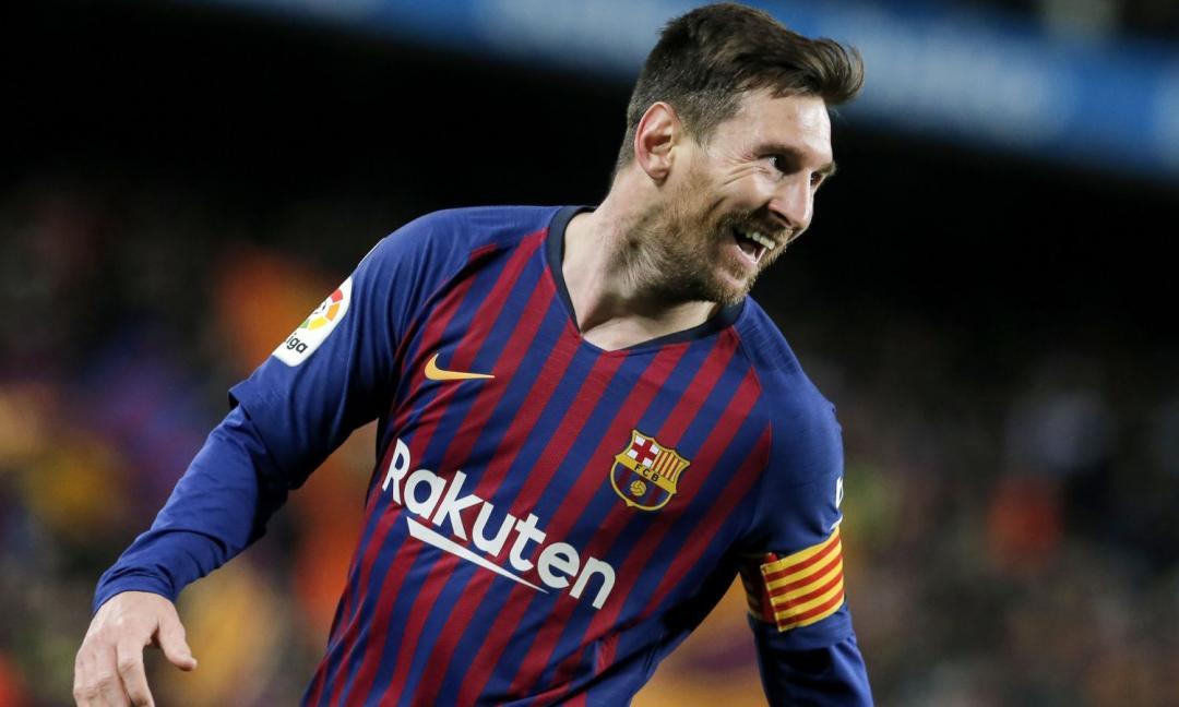 Se fossi Messi lasceresti il Barça?