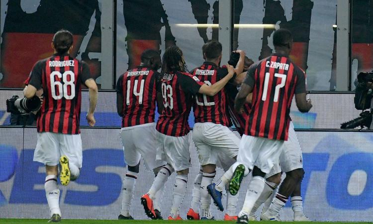 Milan, gli scontri diretti valgono la Champions: ma gli ex Montella e Mihajlovic...