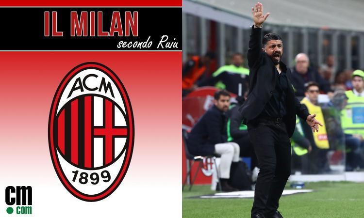 Gattuso schiera il Milan di Berlusconi, ma i dissidi interni rovinano la stagione