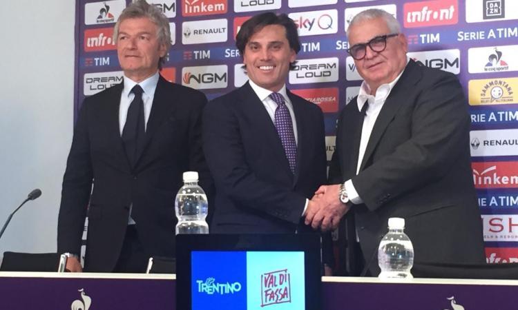 Fiorentina, i Della Valle danno più poteri a Montella sul mercato: addio Corvino?