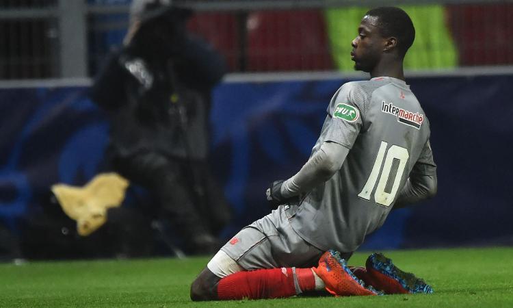 Dalla Francia: offerta Inter per Pepé