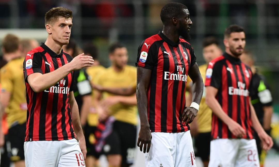 Il Milan di Gattuso è una squadra ORRIBILE