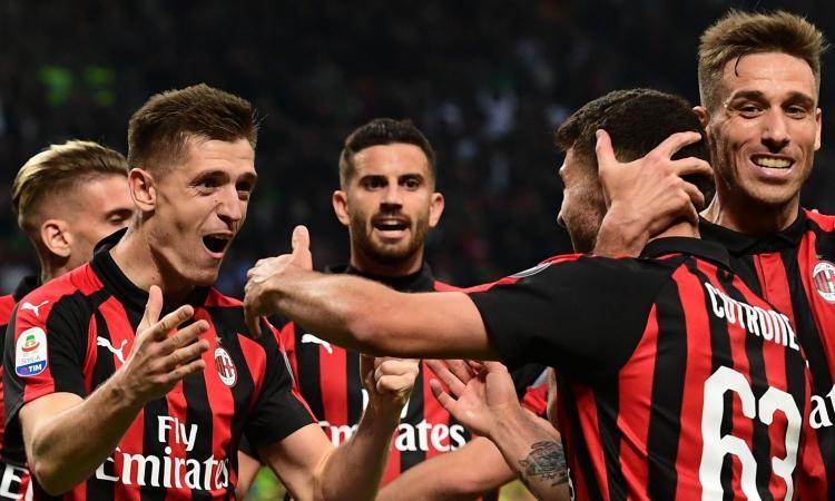 Coppa Italia, Milan-Lazio: bomber cercarsi, Piatek e Immobile...