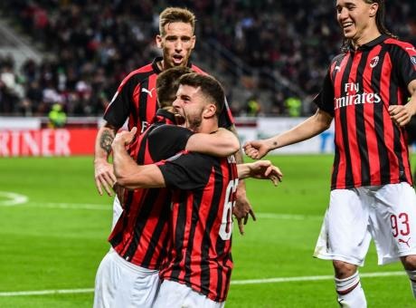Milan, Cutrone: 'Bel rapporto con Piatek, la Champions sarebbe bella. Su Bakayoko-Kessie...'