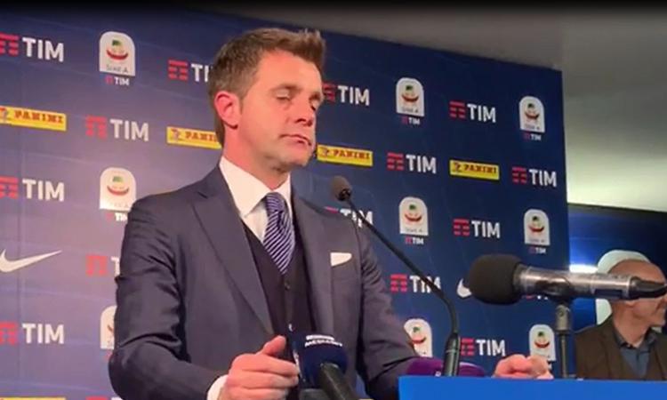 Rizzoli: 'Comportamento dei giocatori del Napoli esemplare. I cambiamenti stanno complicando tutto...'