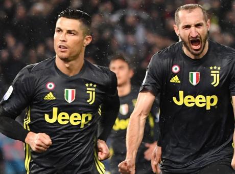 Juve, Chiellini 'vale' più di Cristiano Ronaldo: Paratici è avvisato