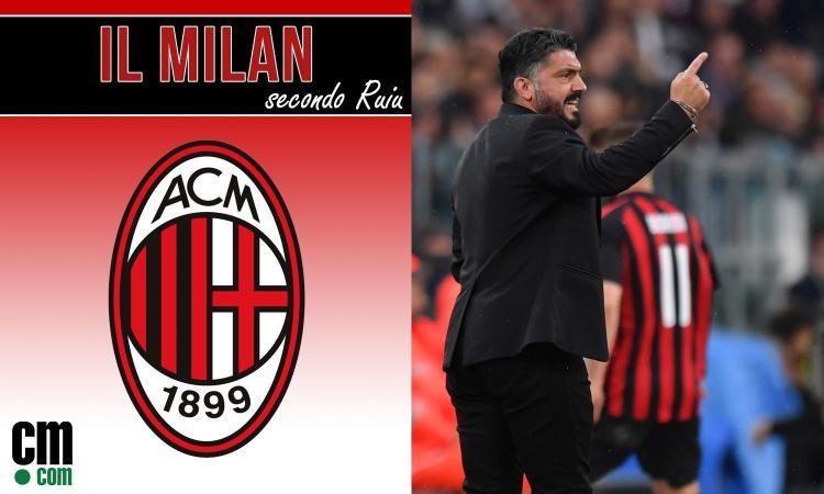 Il Milan e Gattuso si sono spenti nel derby. Corsa Champions? Sarebbe già un miracolo l'Europa League