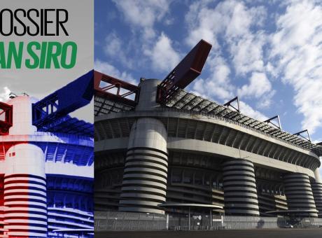 Milan e Inter, pronto il dossier al Comune per il nuovo stadio San Siro