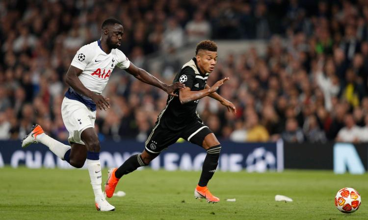 Tottenham-Ajax 0-1: il tabellino