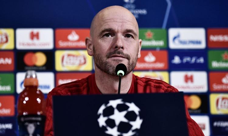 Ajax, Ten Hag:'Non siamo Real o Juve, molti giocatori partiranno'