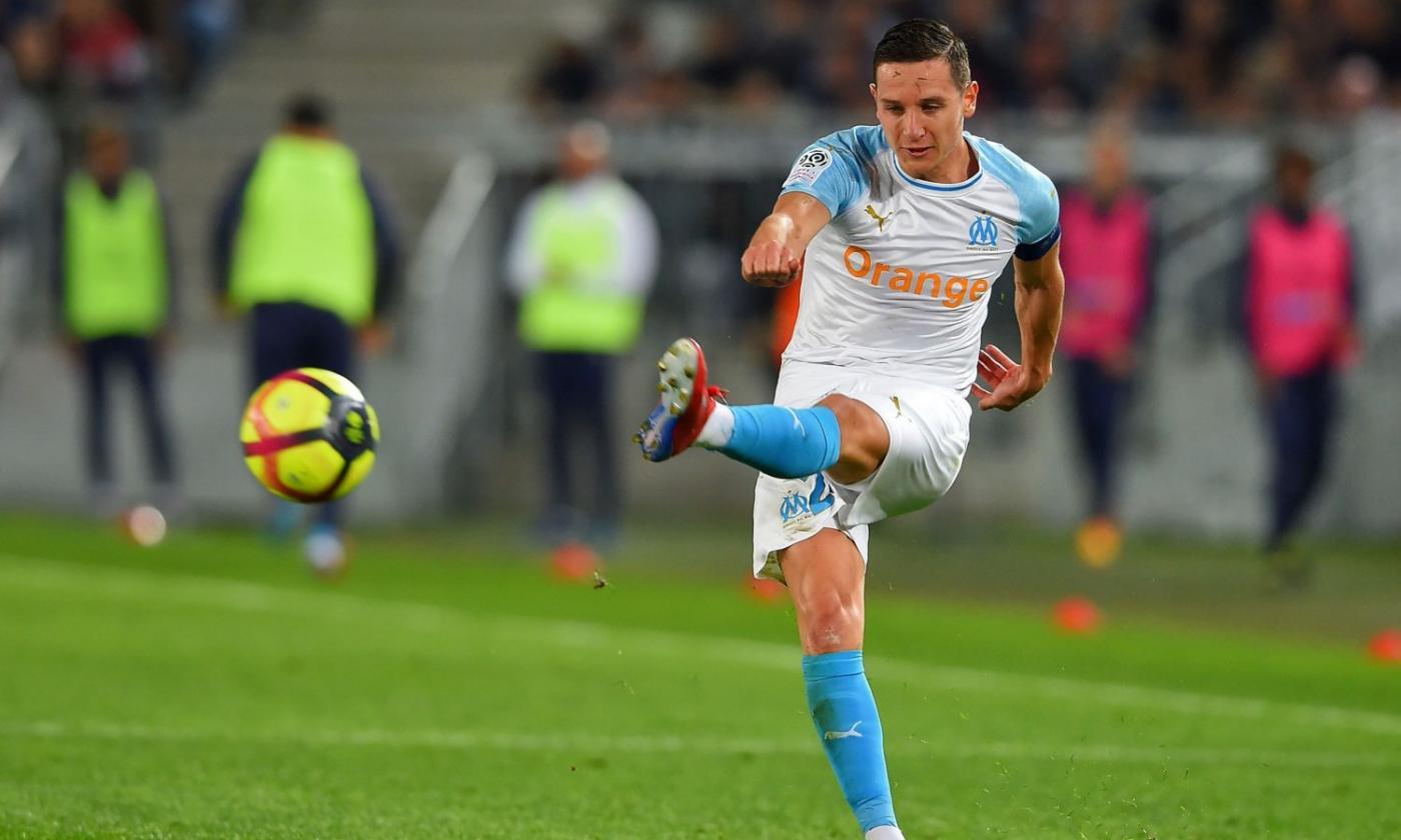 Roma, Thauvin spegne il fuoco: 'Voglio restare a Marsiglia, qui gioco la  Champions' | Mercato | Calciomercato.com