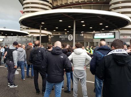 Giudice Sportivo Coppa Italia: nessuna comunicazione su Milan-Lazio, lunedì la decisione in merito ai cori razzisti