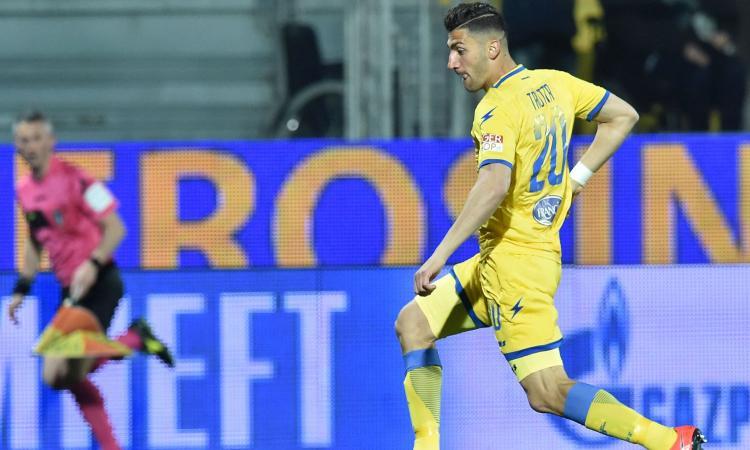 Convocati Frosinone: out Sportiello, c'è Trotta