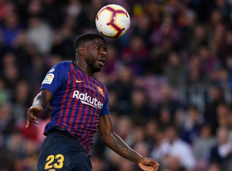 Barcellona, Valverde allontana Coutinho e Umtiti