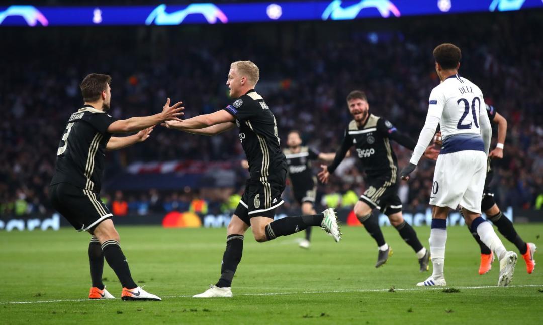 Ajax, calcio antico e post-moderno