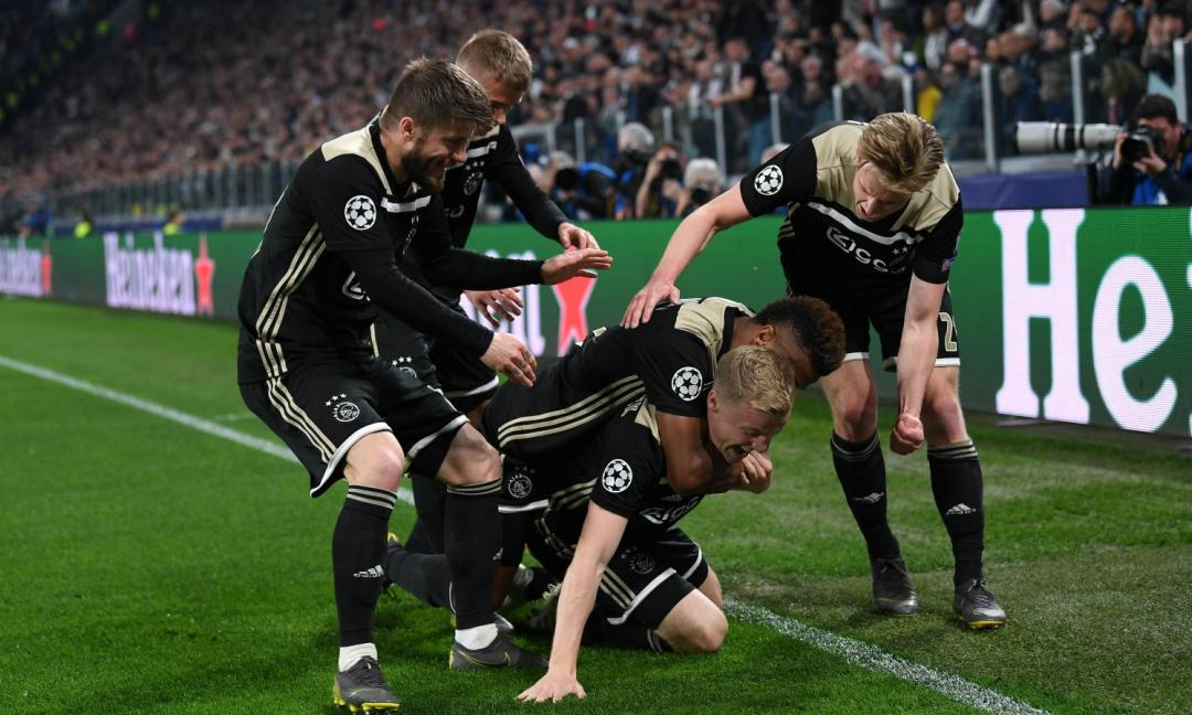 Grazie Ajax!
