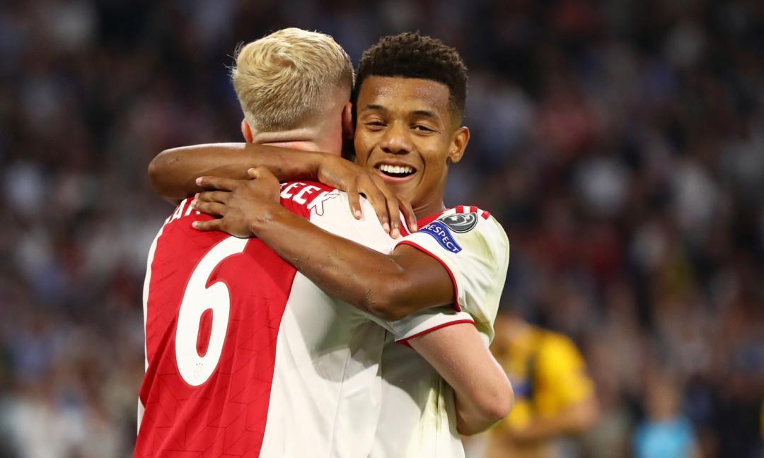 Il meccanismo Ajax non si inceppa e la Juve esce