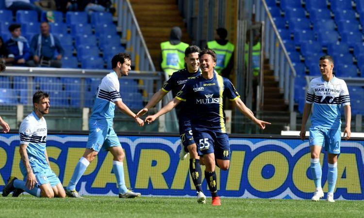 La Lazio prova a strappare Vignato al Milan