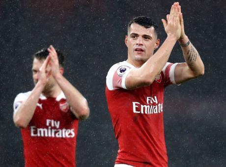 Arsenal: un centrocampista è sul mercato