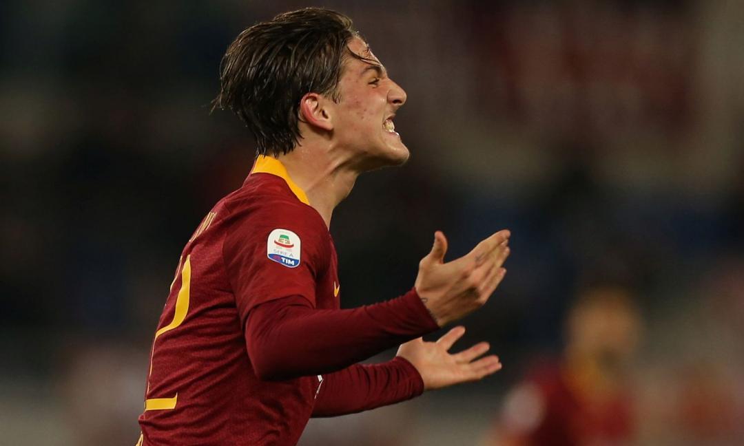 La Juve lascia il passo alla Roma per Zaniolo
