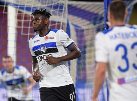 Il Napoli spreca, l'Atalanta lo punisce: 1-2, i nerazzurri raggiungono il Milan