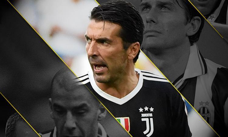 Buffon, il capitano della rinascita