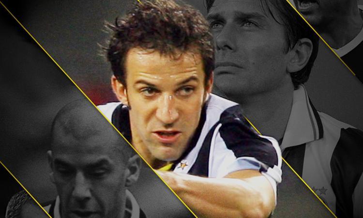 Alessandro Del Piero, il capitano dei capitani