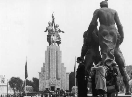 L'Expo di Parigi del 1937 e il Bologna dominatore del calcio europeo