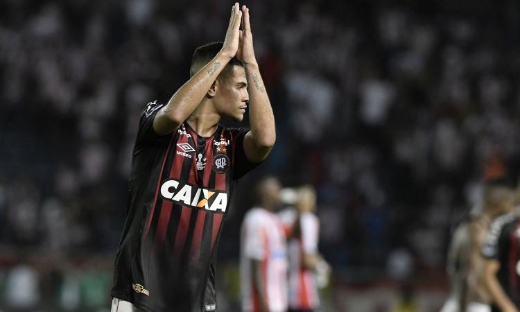 Dal Brasile: Inter, Juve e Napoli osservano Bruno Guimaraes
