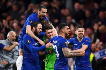Higuain Emerson Kepa Chelsea gruppo