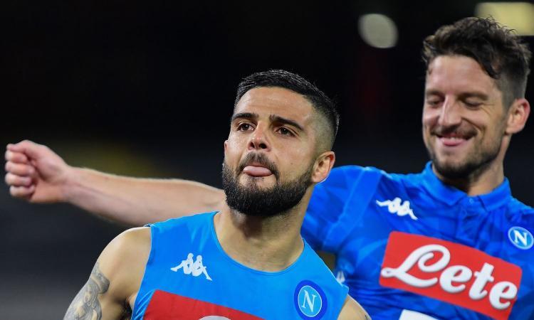 Arbitro e Var offrono a Insigne il rigore da 3 punti: la stagione del Napoli finisce qui