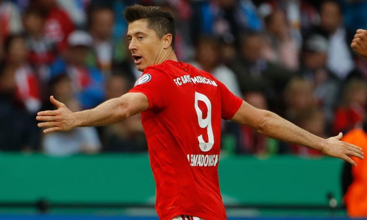 Bayern Monaco, sempre più vicino il rinnovo di Lewandowski