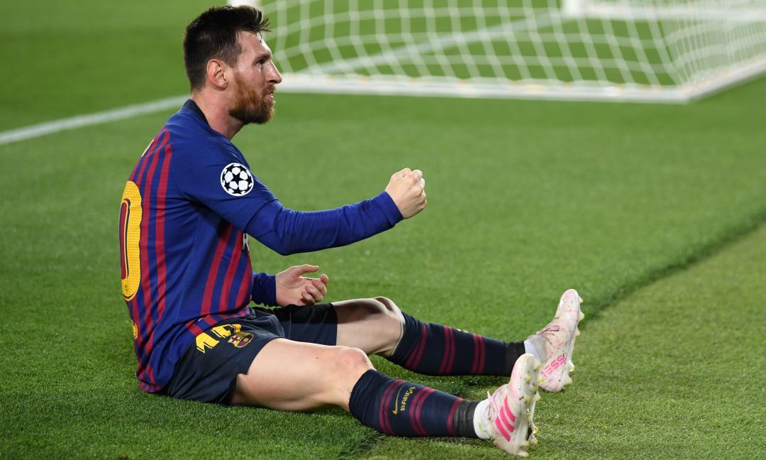 Messi, il fanciullo invitto del calcio mondiale