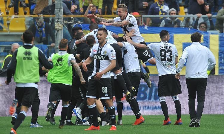 Il Parma E' SALVO, l'Empoli batte il Toro e spera ancora, all'ultima giornata un Fiorentina-Genoa da cardiopalma